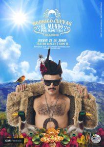 Concierto de Rodrigo Cuevas. Madrid @ Teatro Rialto | Barcelona | Catalunya | España