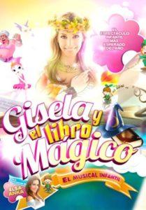 Gisela y El Libro Mágico. Vigo @ Auditorio Castrelos | Barcelona | Catalunya | España
