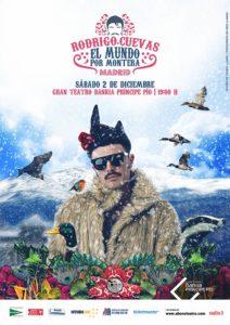 RODRIGO CUEVAS presenta El Mundo por montera @ Teatro Príncipe Pío