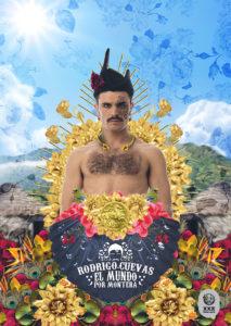Rodrigo Cuevas, El Mundo por Montera. Cádiz @ Sala La Central Lechera