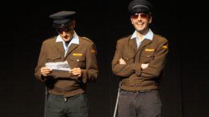 Juan Ramón Bonet y David Fernández presentan, DOS @ Teatro Filarmónica