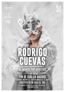 Rodrigo Cuevas, Inverfest Madrid @ Festival Inverfest | Madrid | Comunidad de Madrid | España