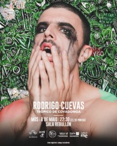 Rodrigo Cuevas, Trópico de Covadonga. Vigo @ Sala Rebullón