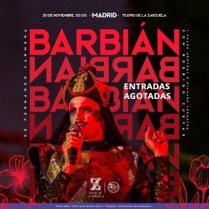 Barbián @ Sala Gran Teatre L´artesá