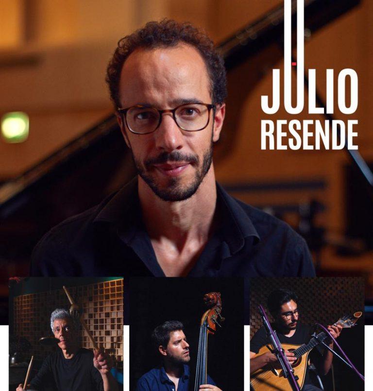 Júlio Resende. Fado Jazz Ensemble. Zaragoza